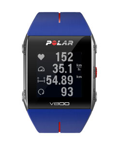 Polar V800 HR blue