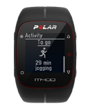 Polar M400 HR black